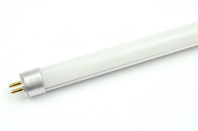 T5/G5 LED-Röhre 720 Lumen 36-45V DC kaltweiss 4W 288mm